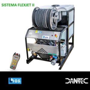 Canal Jet 150 bar 60 litri minuto da Furgone